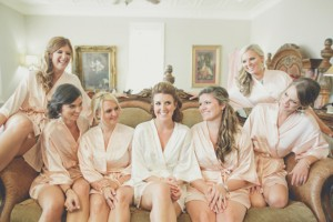 Matching Robe Bridal Party